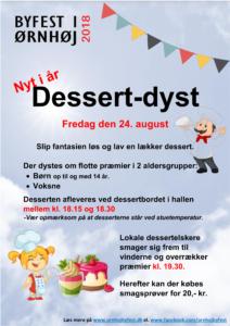 Dessertdyst 2018