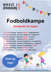 Fodboldkampe 2018