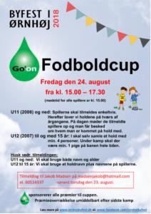 Goon Cup 2018