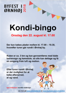Kondi-Bingo 2018
