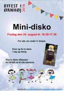 Mini-disko 2018